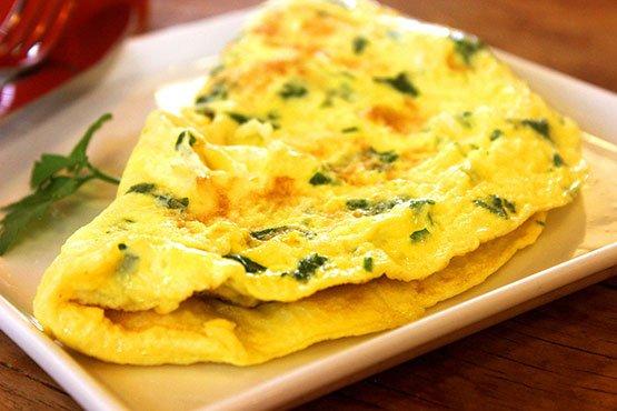 Easy omelette recipes