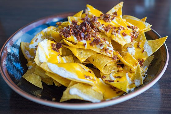 How to make tortilla chips. Easy recipes