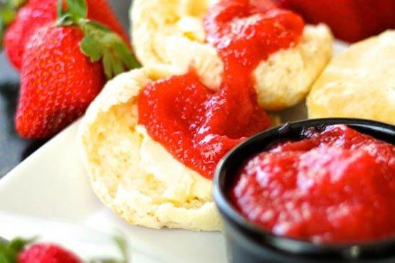 Strawberry jam recipes . Fresh and Easy Strawberry Jam Recipe