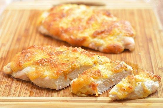 Easy chicken recipes . Easy Peasy Cheesy Mayo Chicken