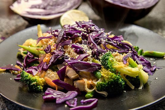 Recipes with red cabbage