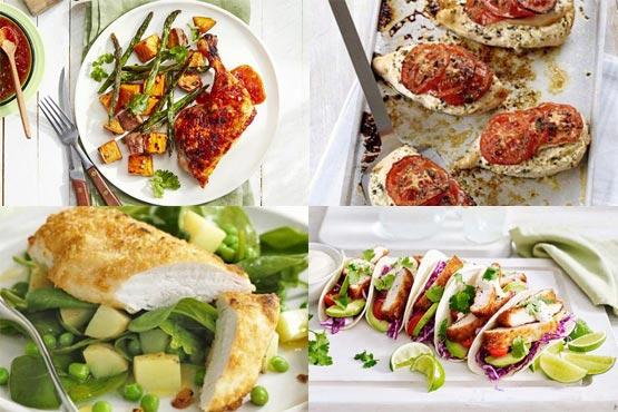 Easy Recipes For Chicken Best Dinner Ideas Singlerecipe Com