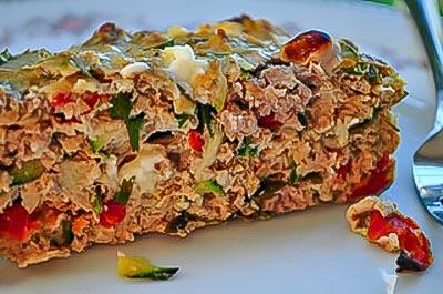 Ground Chicken Meatloaf