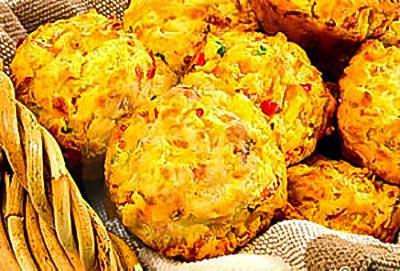 Ground Chicken Savory Muffins Omelette Muffins With Ground Chicken