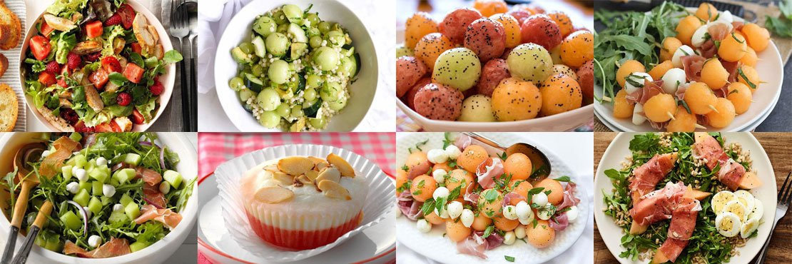 Recipes with melon