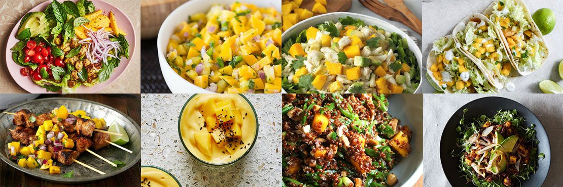 8 recipes with mango you need to try