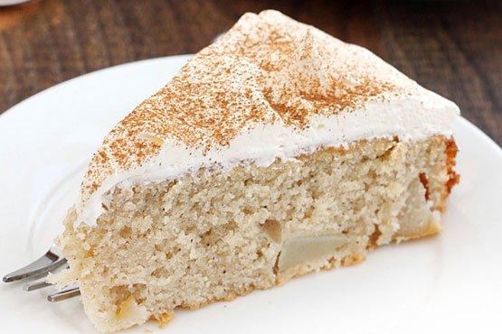 Best pear cake recipes . cinnamon pear cake