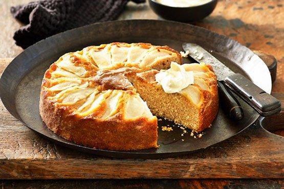 Best pear cake recipes . Pear Tea Cake