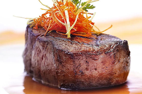 Best steak recipes . Herb-Crusted Filet Mignon