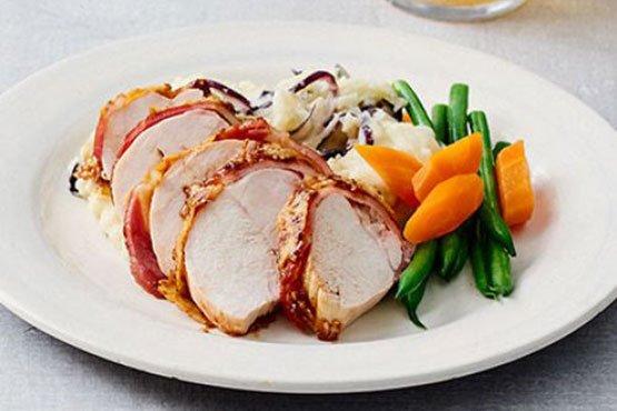 Comfort food recipes . Hunter's chicken