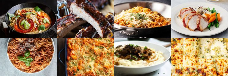 Comfort food recipes. The best choice for you.