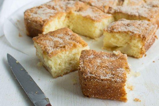 Pear cake recipes . Cinnamon Spiced Pear Cake