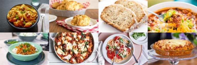 Winter comfort food recipes. To keep you warm.