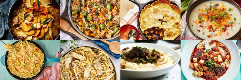 Best comfort food recipes. No one will be able to resist