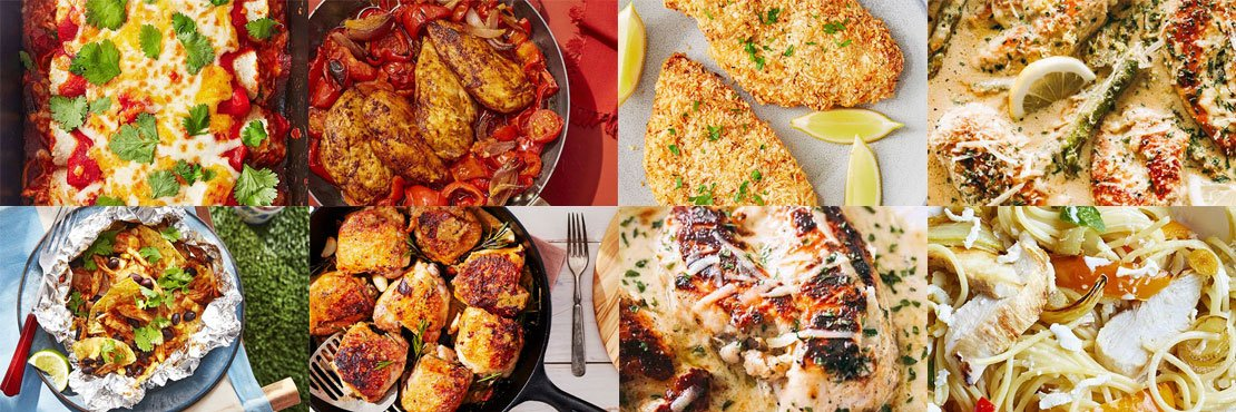 Easy Chicken Dinner Ideas Easy Fresh And Delicious