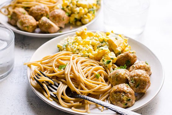 Healthy meatballs recipe easy and delicious . Healthy Turkey Meatballs
