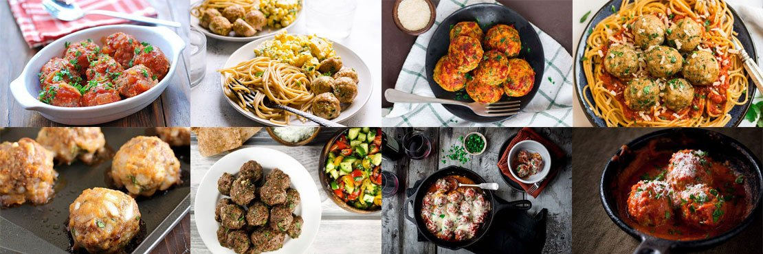 Healthy meatballs recipe easy and delicious
