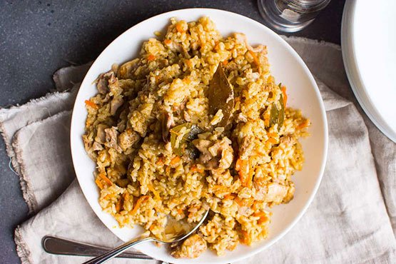 Instant pot recipes . Instant Pot Chicken and Rice