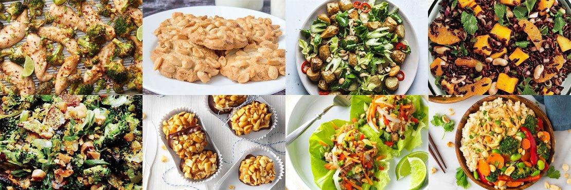 Recipes with peanut