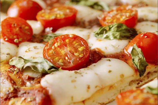 Sicilian pizza recipes . Sicilian Style Square Pizza Recipe