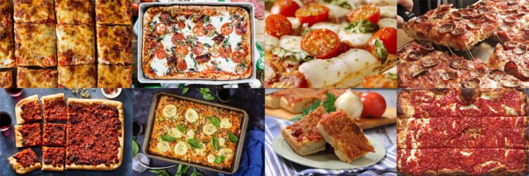 Sicilian pizza recipes. What is Sicilian pizza?