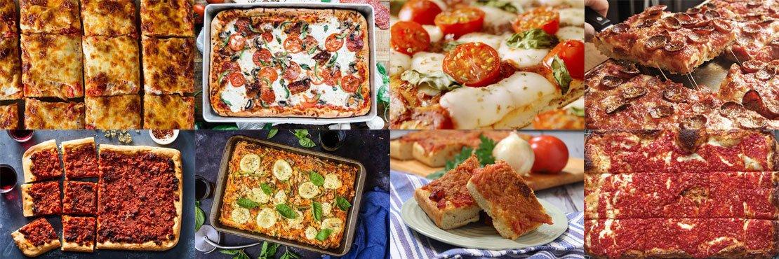 Sicilian pizza recipes. What is Sicilian pizza?