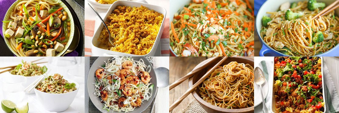 easy recipes with noodles