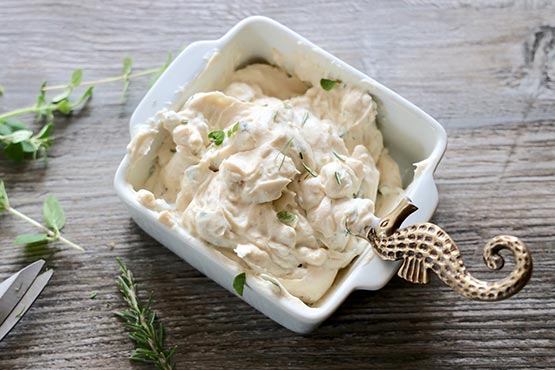 Mashed potato recipe with cream cheese