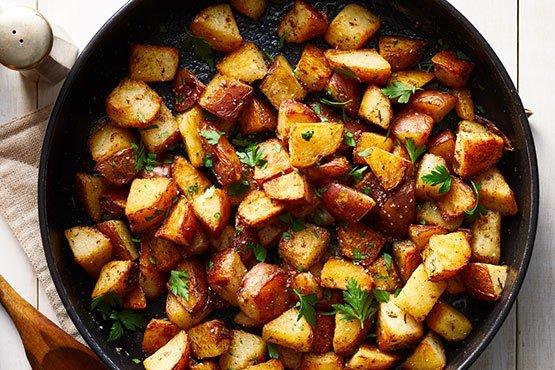 Fried Skillet Potatoes