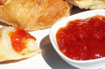 Apricot and Allspice Jam