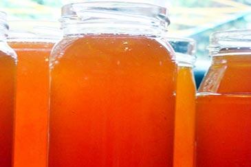 Plum and Orange Jam