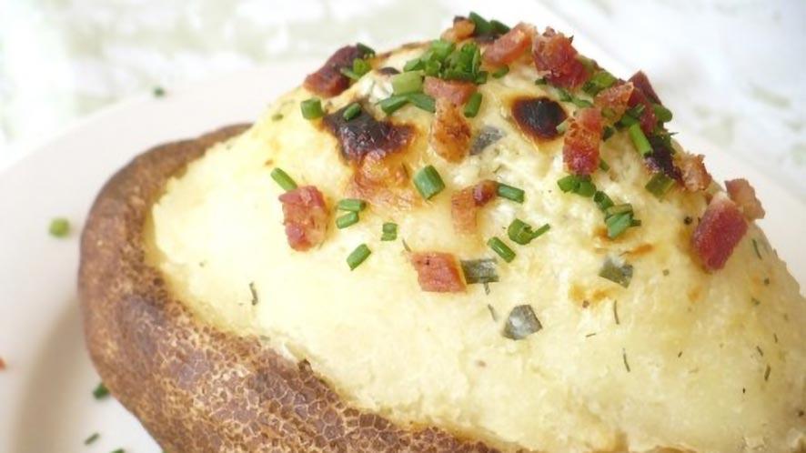 Twice Baked Potato