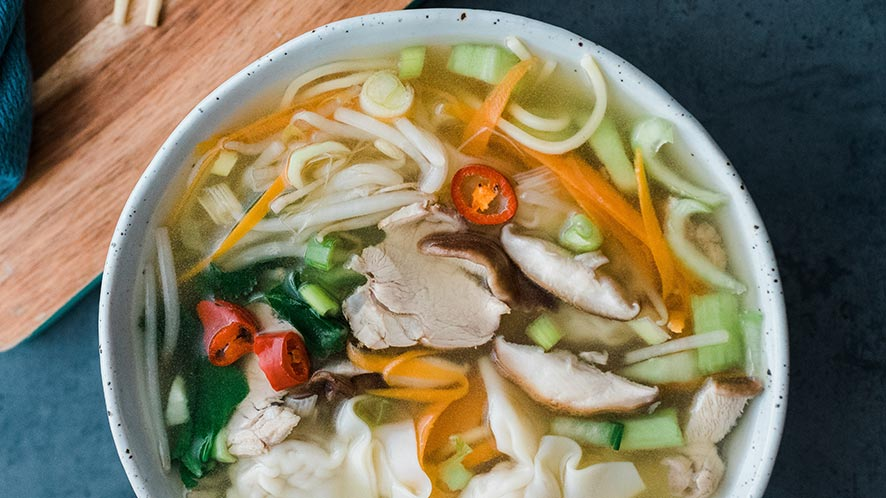 3 Easy Chicken Soup Recipes