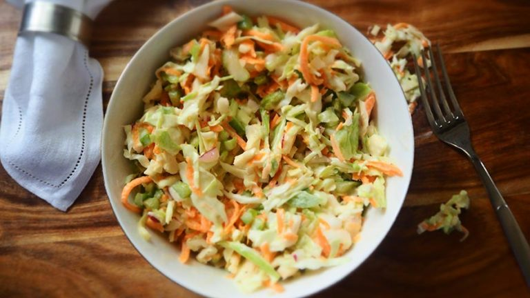 Coleslaw Nutrition Facts and 8 Cooking Tips