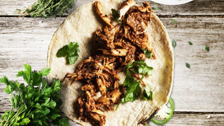 Best and Easy Soft Chicken Tacos Recipe