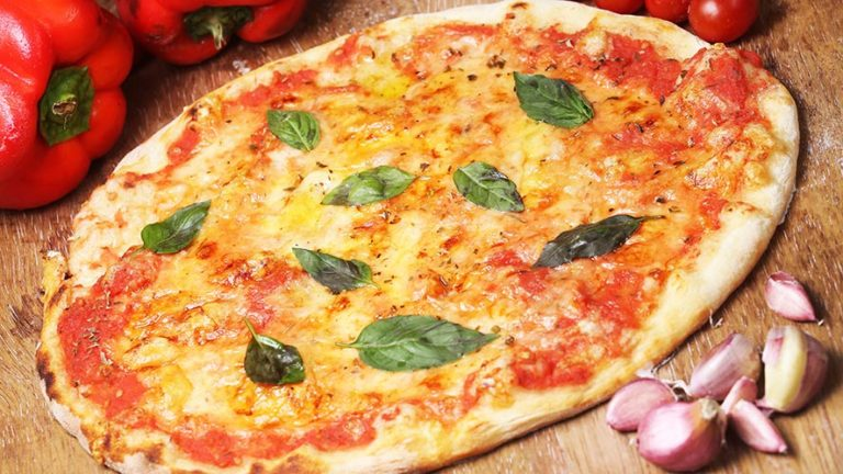 Easy Napoletana Pizza Recipe