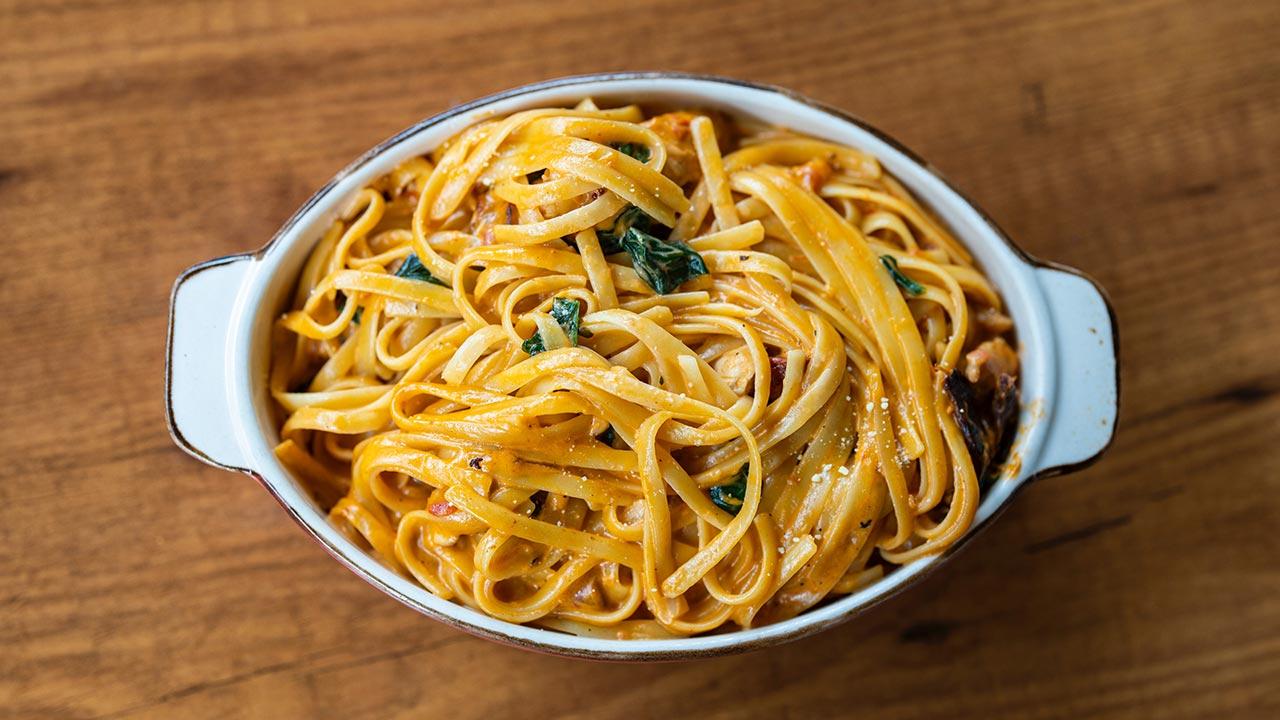 A Fresh Pasta Recipes