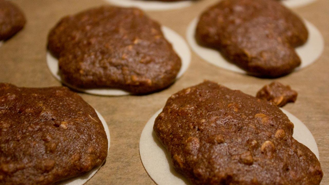 Low-Fat Vegan Gingerbread Cookies Recipe