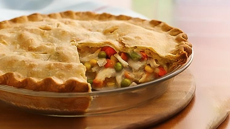 Chicken Pot Pie Recipe. Classic and Comforting