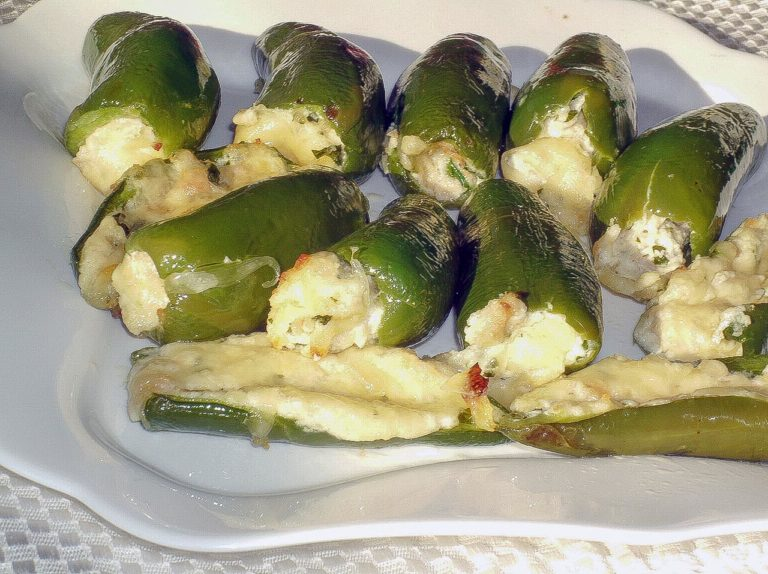 Low Sodium Chicken Stuffed Jalapeno Poppers Recipe