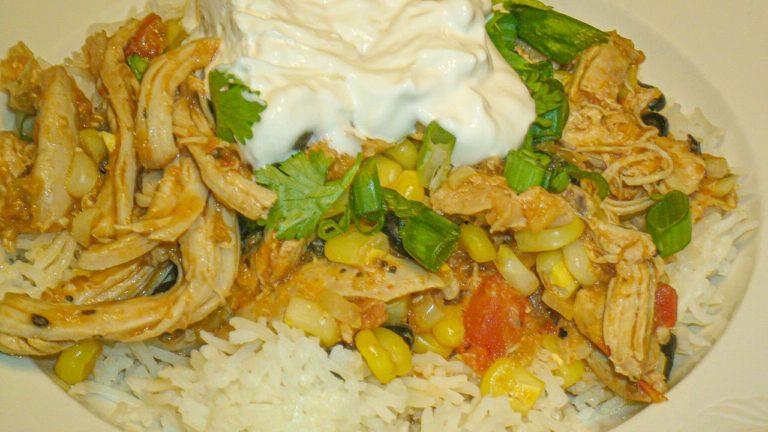 Slow Cooker Southwest Chicken Recipe