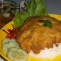 Ground Chicken Kai Jeow (Thai-style Omelet)