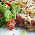 Ground Chicken Parmigiana