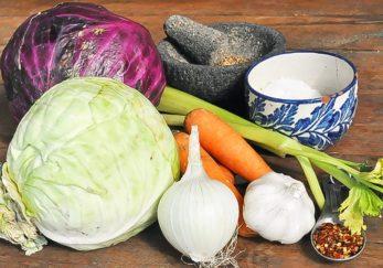 Bosque-kraut: Sauerkraut with Spices Recipe