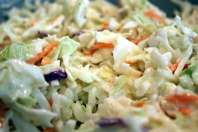 Best Homemade Coleslaw Recipe