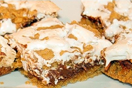 Easy S'mores Bars Recipe – Amazing Dessert