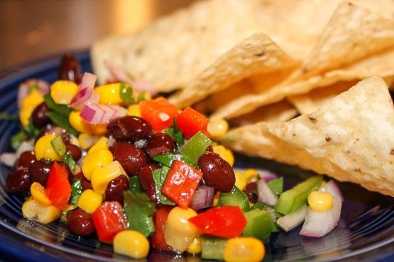 Black Bean Fiesta Salad Recipe