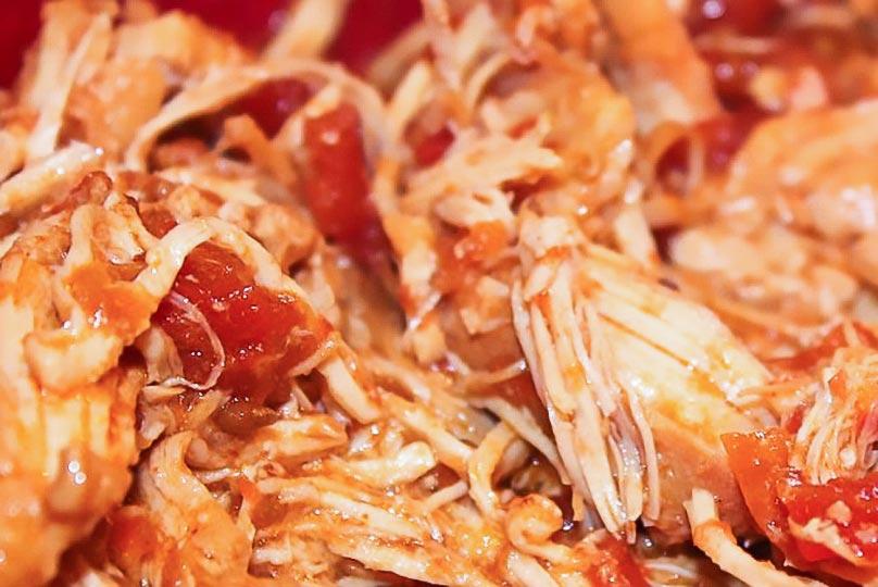 Easy Chicken Santa Fe Recipe