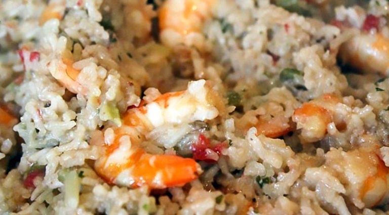 Easy Shrimp Jambalaya Recipe