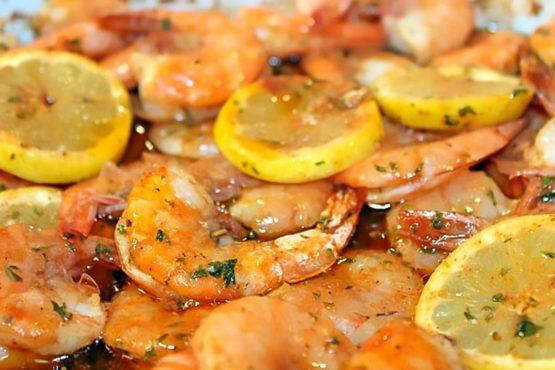 Tasty Barbeque Shrimp Recipe
